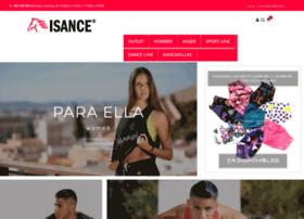 Isance.com thumbnail