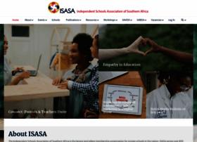 Isasa.org thumbnail