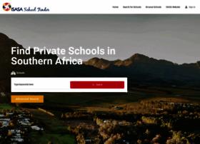 Isasaschoolfinder.co.za thumbnail