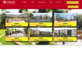 Isbm.ac.in thumbnail