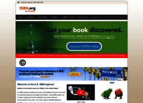 Isbn.org thumbnail
