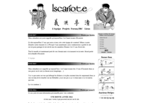 Iscariote.org thumbnail