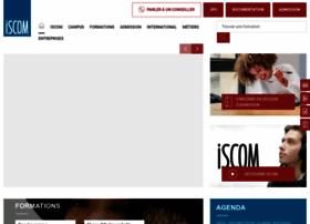 Iscom.fr thumbnail