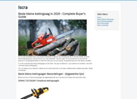 Iscra.nl thumbnail