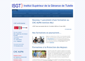 Isgt.fr thumbnail