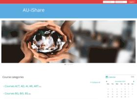 Ishare.au.edu thumbnail