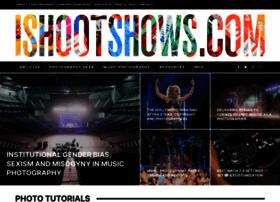 Ishootshows.com thumbnail