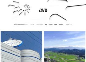 Isid.co.jp thumbnail