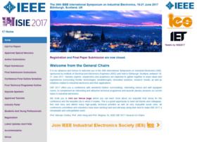 Isie2017.org thumbnail