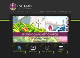 Islandcommunitychurch.org thumbnail