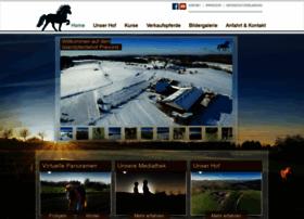 Islandpferdehof-prevorst.de thumbnail