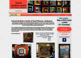 Islandquiltersguild.org thumbnail