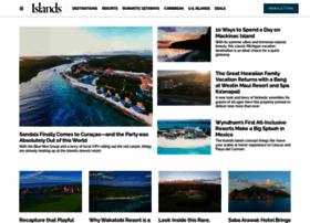 Islands.com thumbnail