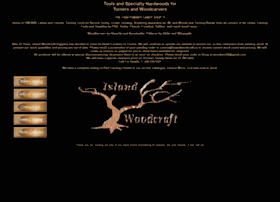 Islandwoodcraft.ca thumbnail