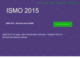 Ismo.com.pk thumbnail