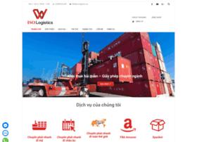 Iso-logistics.vn thumbnail