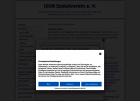 Isor-sozialverein.de thumbnail