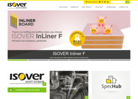 Isover.ie thumbnail