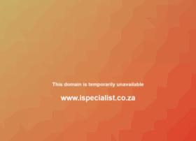 Ispecialist.co.za thumbnail