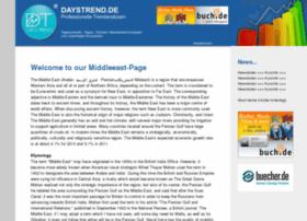 Israel-daystrend.net thumbnail