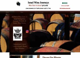 Israelwinejourneys.net thumbnail