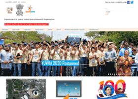 Isro.gov.in thumbnail