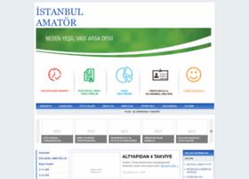 Istanbulamator.com thumbnail