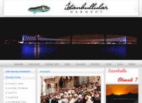 Istanbullulardernegi.com thumbnail