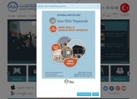 Istanbulmuftulugu.gov.tr thumbnail