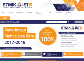 Istb.ac.id thumbnail