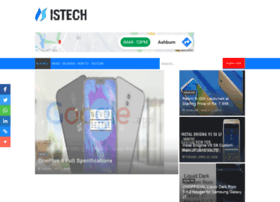 Istech.in thumbnail