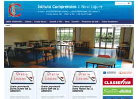 Istitutocomprensivo1noviligure.gov.it thumbnail