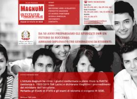 Istitutomagnum.it thumbnail