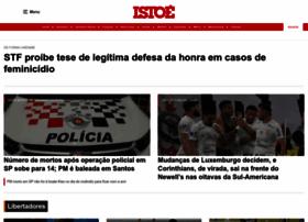 Istoe.com.br thumbnail