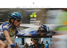 Istrski-kolesarskimaraton.si thumbnail