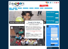 Isupportonline.org thumbnail