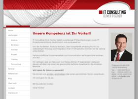 It-consulting-oliver-fischer.de thumbnail