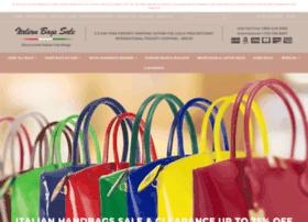 Italianbagssale.com thumbnail