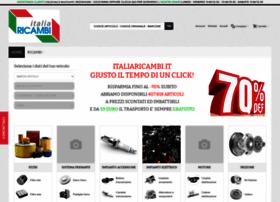 Italiaricambi.it thumbnail