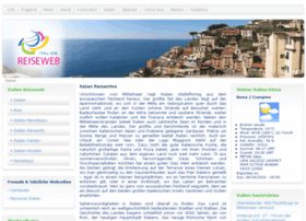 Italien-reiseweb.de thumbnail