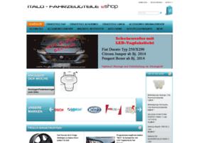 Italo-fahrzeugteile.de thumbnail
