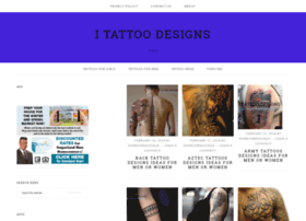 Itattoodesigns.net thumbnail