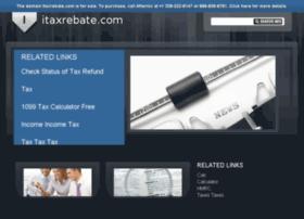 Itaxrebate.com thumbnail