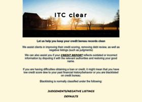 Itc-clear.co.za thumbnail