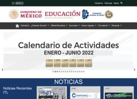 Itlalaguna.edu.mx thumbnail