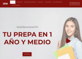 Itm.edu.mx thumbnail