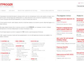 Itproger.ru thumbnail