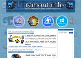 Itremont.info thumbnail