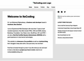 Itscoding.com thumbnail