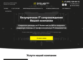 Itsyslab.pro thumbnail